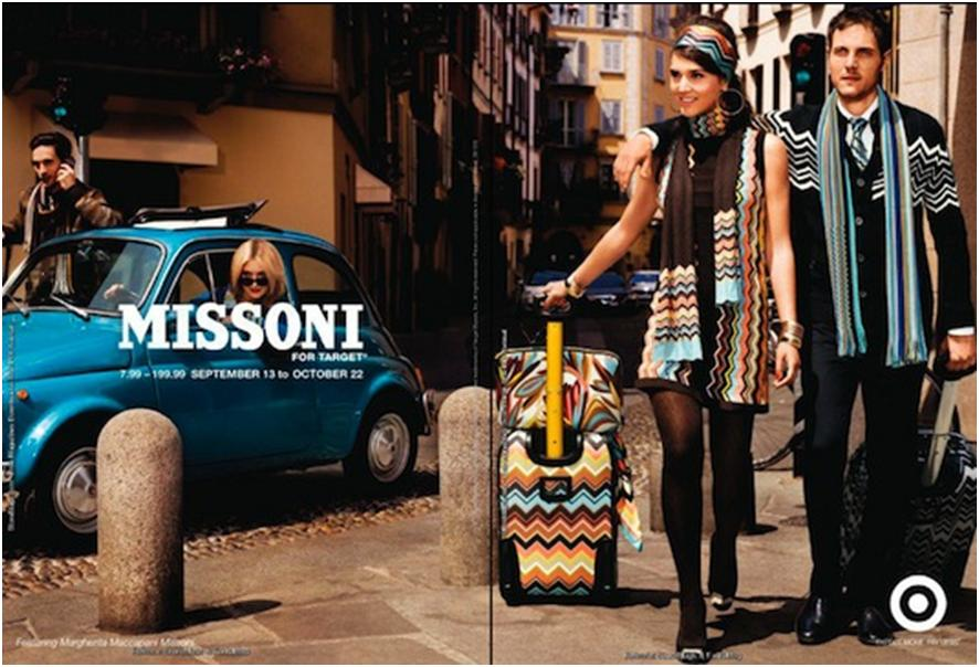 Missoni Designer Collaboration