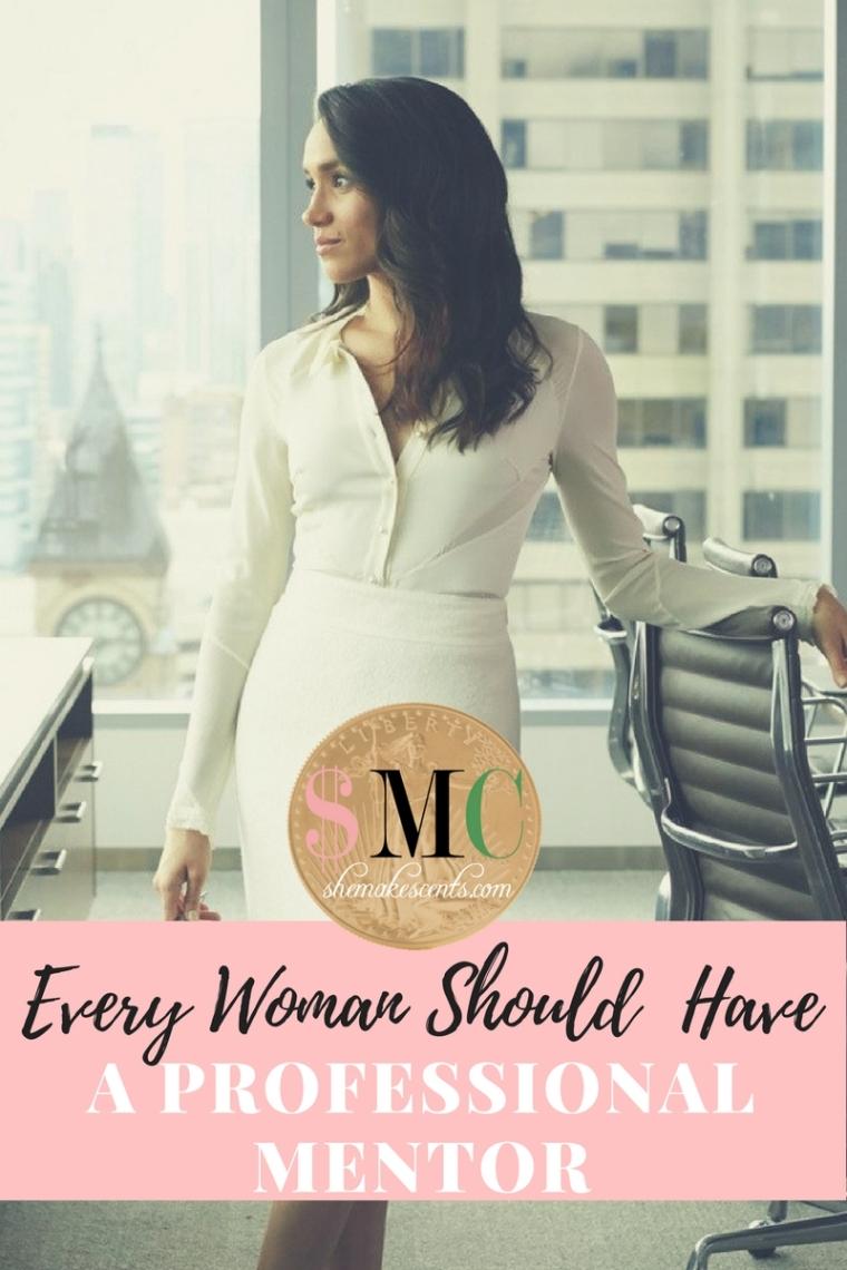 Professional Mentors and Why Every Career Woman Should Have One from Top Atlanta Blogger, Danielle YB Vason of She Makes Cents