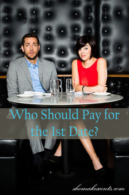 Who Should Pay for the 1st Date