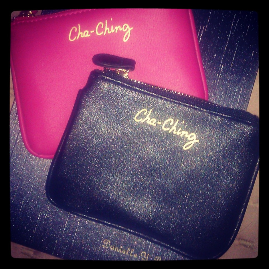 She Makes Cents Cha-Ching Purse Giveaway