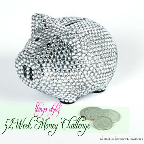 SMC- 52 Week Money Challenge