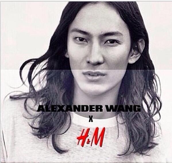 Alexander Wang x H&M