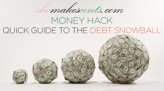 Money Hack Quick Guide To The Debt Snowball Shemakescents