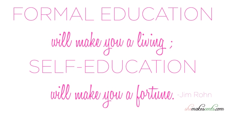 Formal Education vs Self Education