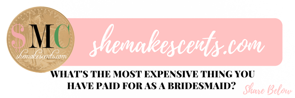 Bridal Party Costs