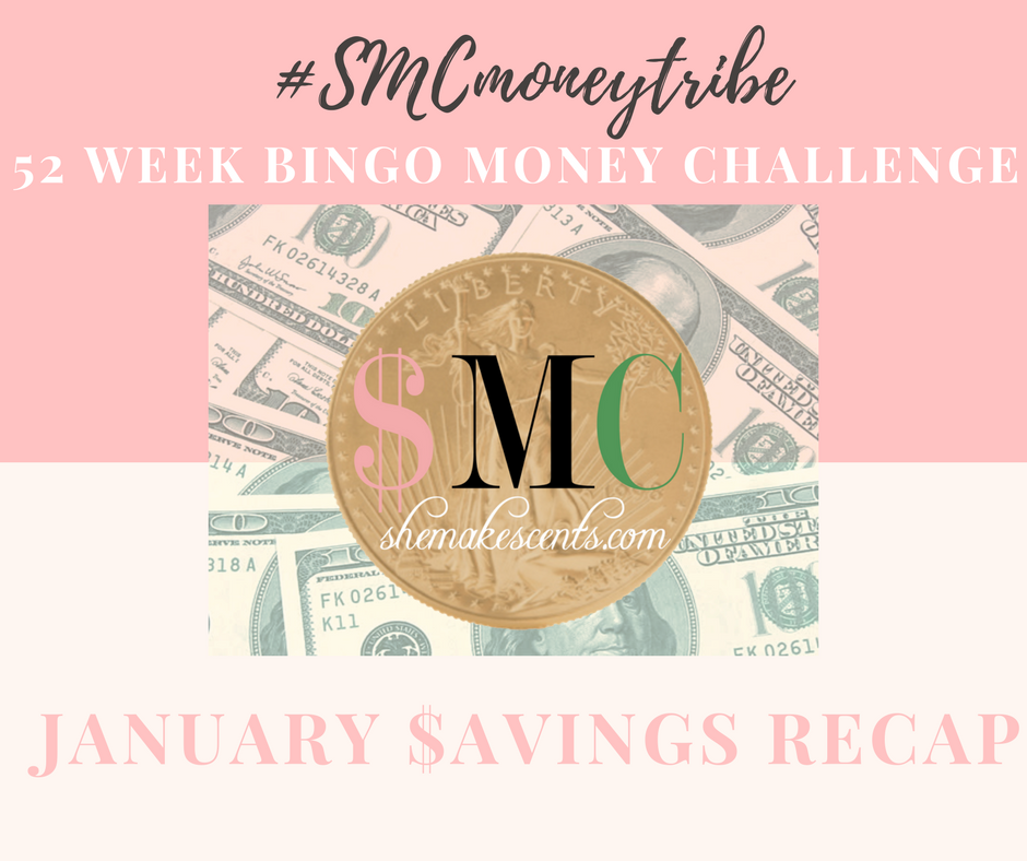 money-challenge-week-1-recap