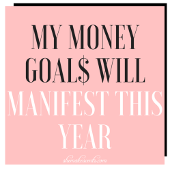 Money Affirmations FREE Printables from top personal finance blog, She Makes Cents