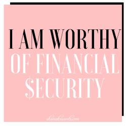 Money Affirmations (9)