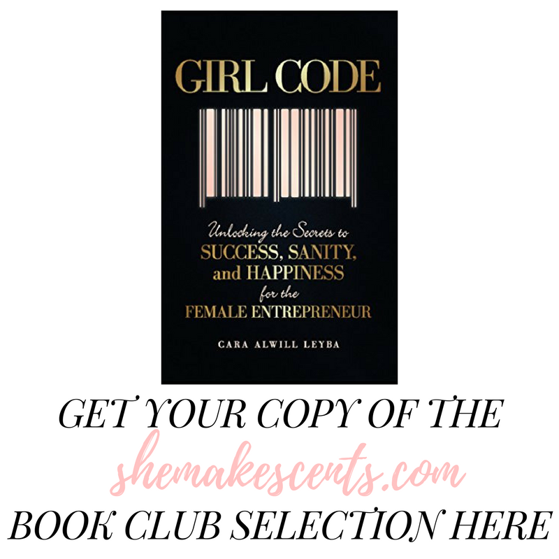 The Girl Code Book. Get Your Copy and join the She Makes Cents Book Club