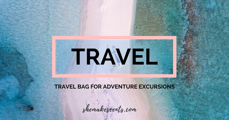 Travel Bad for Adventure Excursions from She Makes Cents
