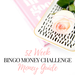 Free Money Guide for the She Makes Cents 52 Week BINGO Money Challenge