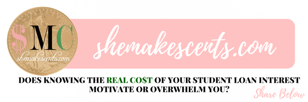 shemakescents.com - OOTD | Student Loan Interest