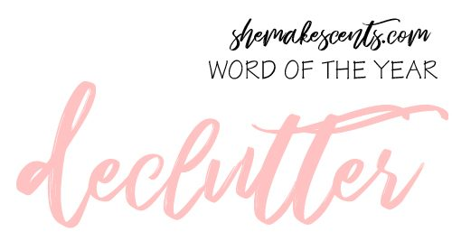 Power Word of 2018 | Word of the Year from Money, Career, Lifestyle Blog, She Makes Cents