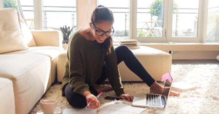 Use Tax Refund to Fund Your Roth IRA from Millennial Finance Blog for Women, She Makes Cents