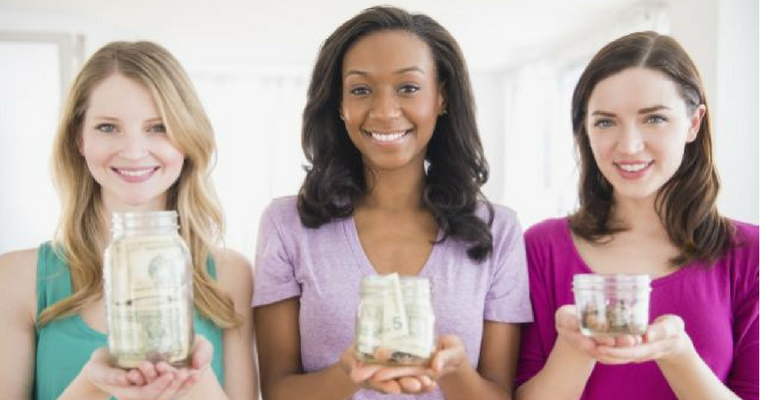 Money & Friendship- Why You Should be Talking to Your Friends About Your Money Goals from Personal Finance Blog, She Makes Cents
