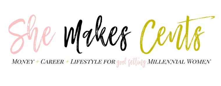 Money + Career + Lifestyle for Millennial Women, She Makes Cents from Danielle YB Vason