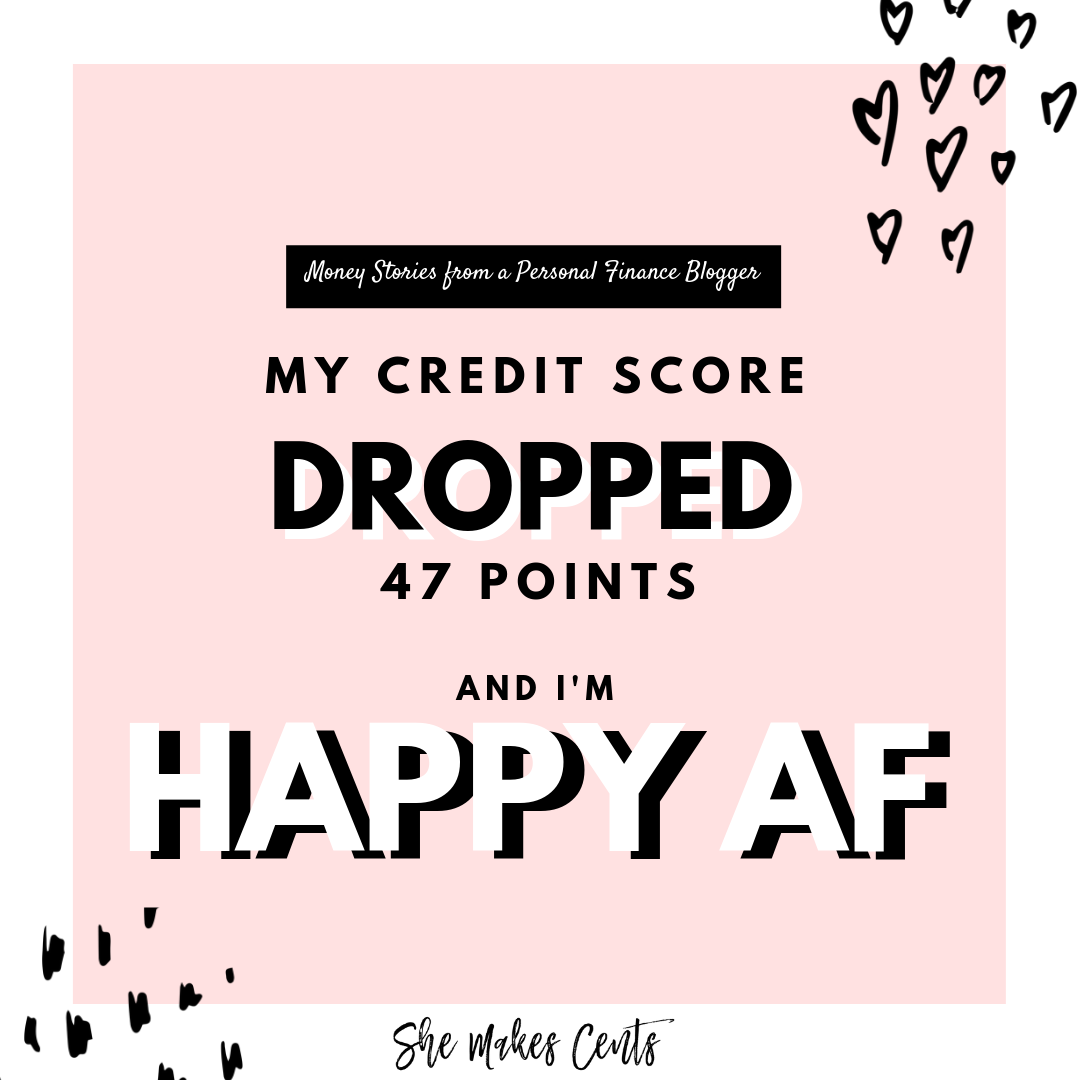 Credit Score Drops After Paying Off Debt- She Makes Cents.png