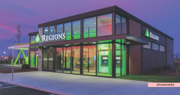 Regions Bank Brings New High Tech Banks to Atlanta, from personal finance and lifestyle blog, She Makes Cents