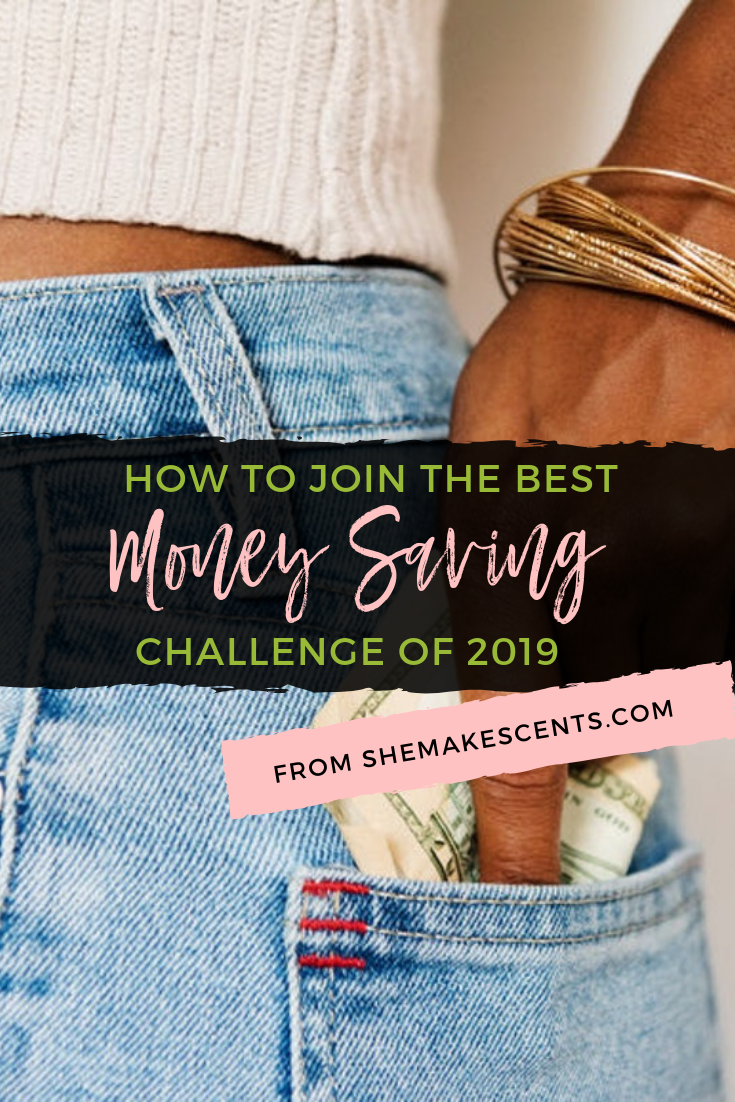 How to Join the Best Money Saving Challenge from top Personal Finance Blog, She Makes Cents